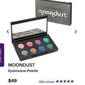 Urban Decay Moondust Eyeshadow Palette!!! NIB!